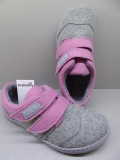 Kiuu Funtastic Merino Light grey/pink vel. 30