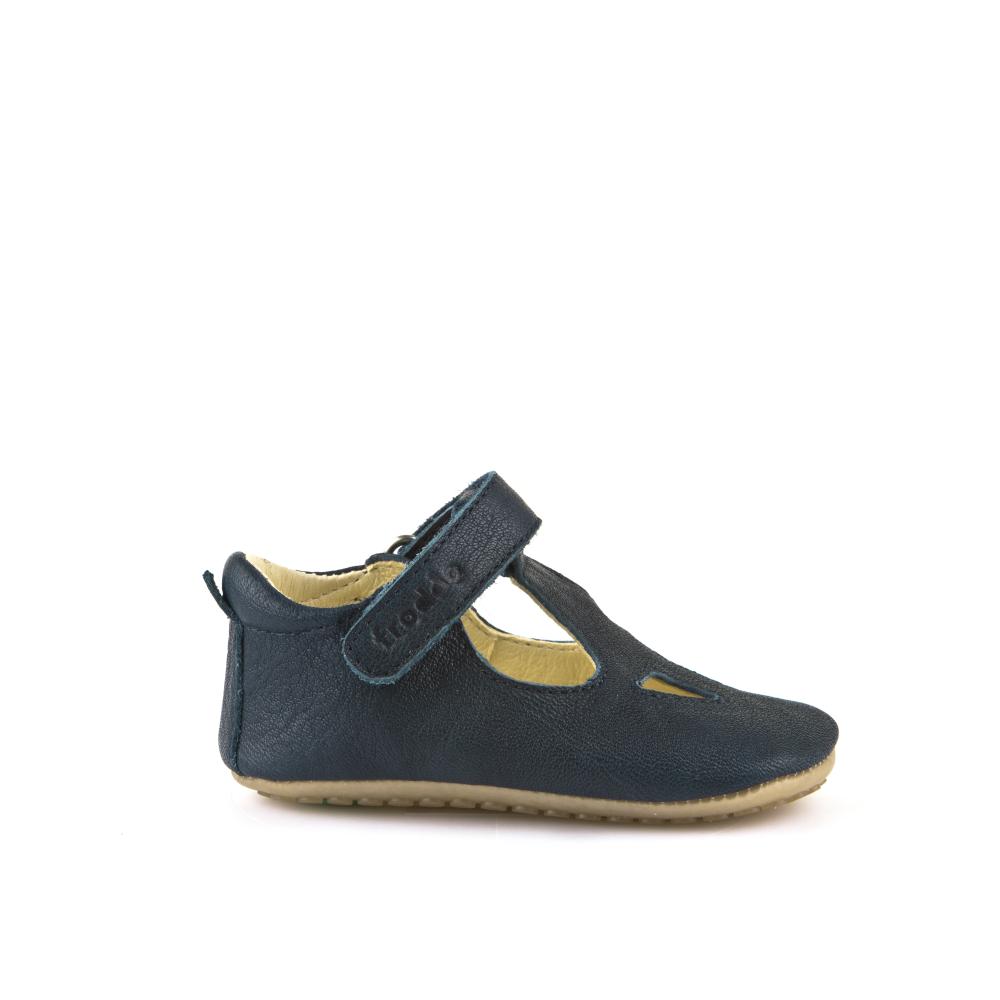 682d49f801b8 Froddo Prewalkers Sandálky Modrá