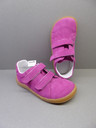 Baby Bare Shoes Febo Spring Fuchsia