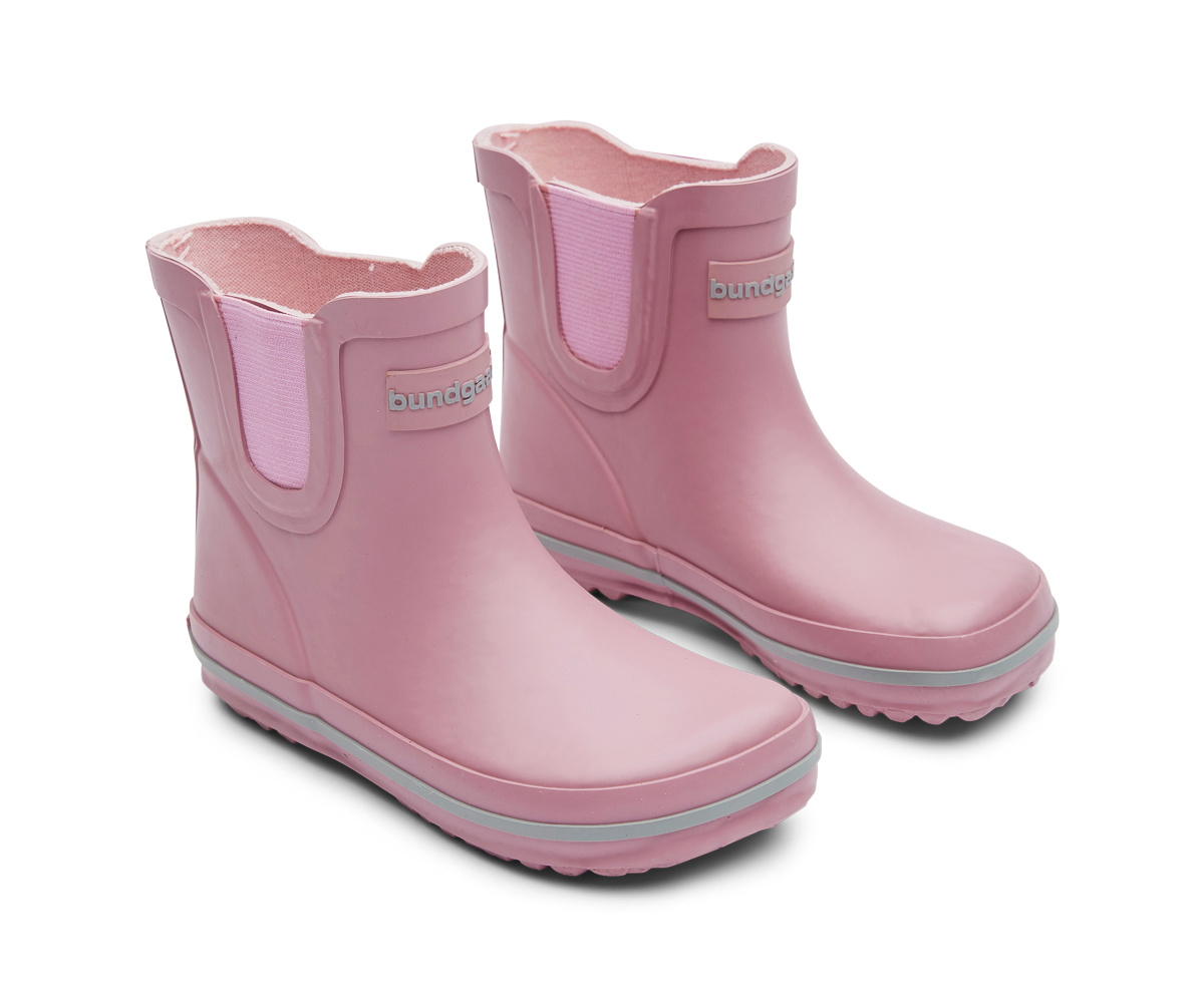a5277a32cd04 Bundgaard Short Rubber Boots Old Rose