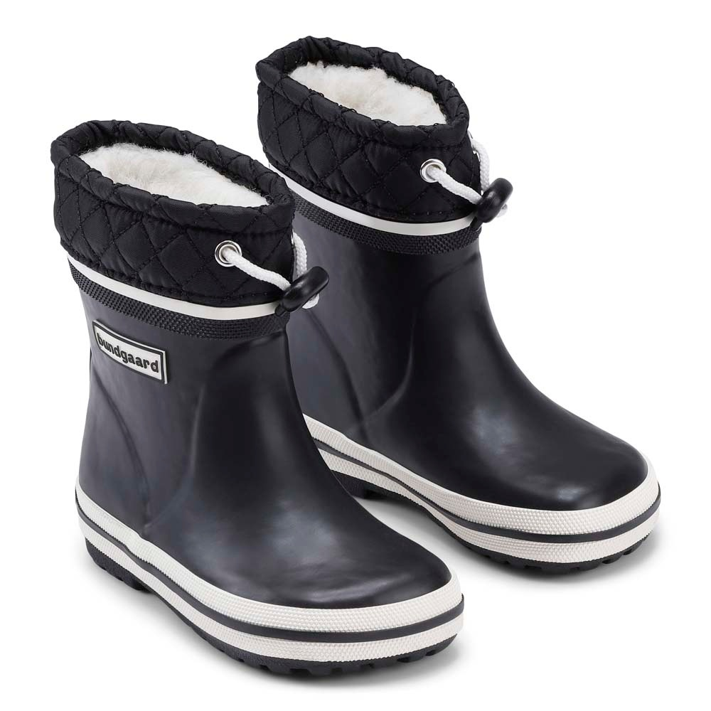 Bundgaard SHORT Sailor Rubber Boots Black