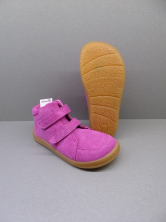 Baby Bare Shoes Febo Fall fuchsia