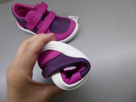 Baby Bare Shoes Febo Sneakers Fuchsia/Purple