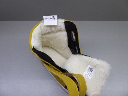 Baby Bare Shoes Febo Winter Kayak + Asfaltico