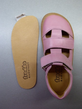 Froddo Barefoot Sandály Pink