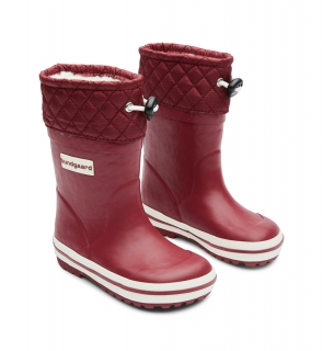 Bundgaard Sailor Rubber Boots Bordeaux