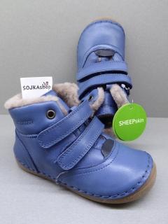 969278377b10 Froddo Zimní Světle modrá (Denim)