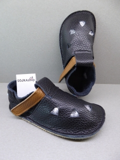 Baby Bare Shoes IO Front Perforation Lion