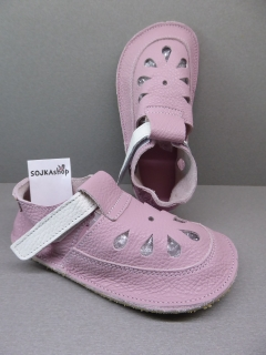 Baby Bare Shoes IO Top Stitch Candy