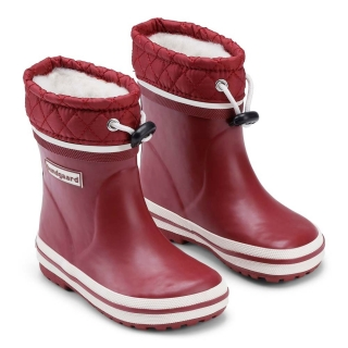 Bundgaard SHORT Sailor Rubber Boots Bordeaux