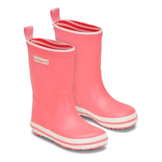 Bundgaard Classic Rubber Boots Coral Pink