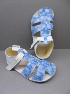 Baby Bare Shoes IO Sandals New Snowflakes